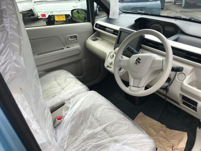 FA 届出済未使用車 新車保証継承 キーレス Wエアバッグ(13枚目)
