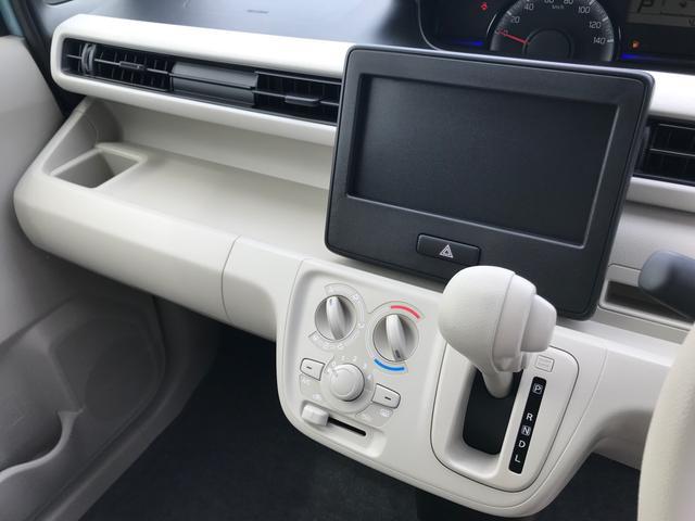 FA 届出済未使用車 新車保証継承 キーレス Wエアバッグ(17枚目)
