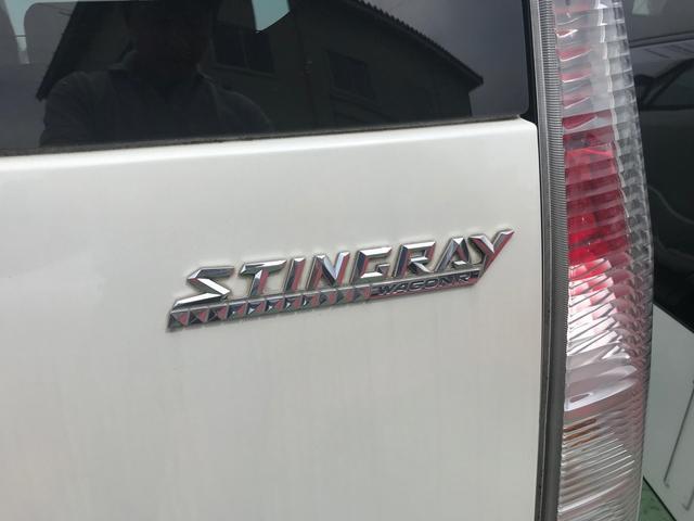 スティングレーX スマートキー ABS Wエアバッグ(5枚目)