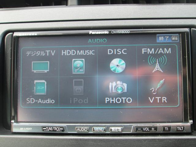 S 社外HDDナビ TV ETC(11枚目)