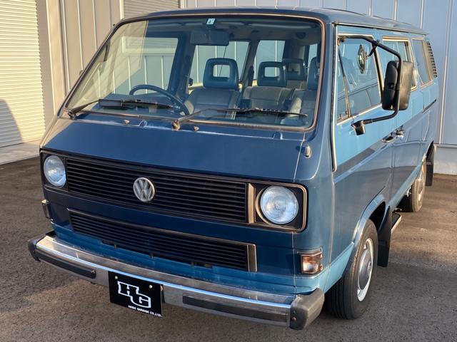 「フォルクスワーゲン」「ヴァナゴン」「ミニバン・ワンボックス」「富山県」の中古車7