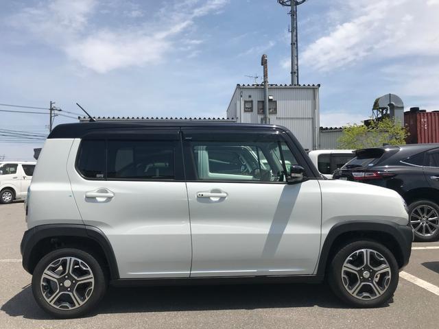 X TV ナビ 軽自動車 衝突被害軽減システム ホワイトII(3枚目)