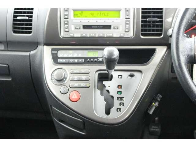 トヨタ ウィッシュ X NEOエディション CDチューナー キーレス