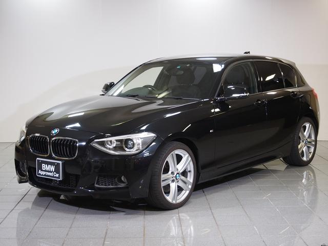 BMW BMW 116i Mスポーツ  純正18AW ETC 5面フィルム