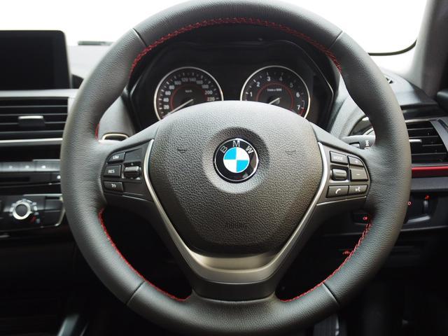BMW BMW 118i スポーツ  障害物センサー Bカメラ クルコン