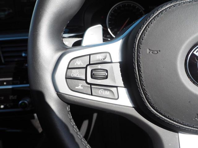 530i Mスポーツ デモカー 液晶メーター 認定中古車(12枚目)