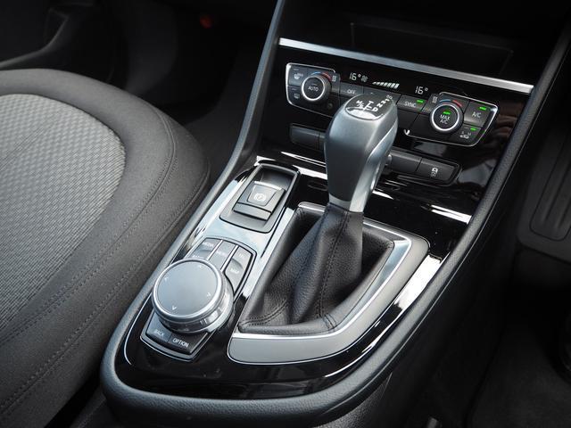 218iアクティブツアラー 1オーナー LED 認定中古車(15枚目)