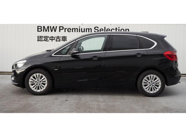 218dアクティブツアラー Luxury 黒革 認定中古車(3枚目)