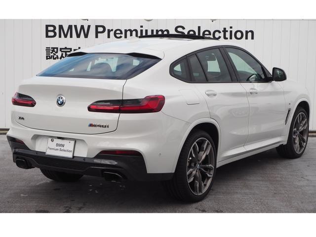 「BMW」「BMW X4」「SUV・クロカン」「石川県」の中古車4