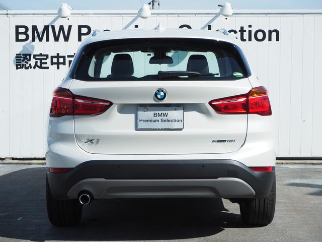 sDrive 18i 認定中古車2年保証 コンフォートPKG シートヒーター バックカメラ(4枚目)