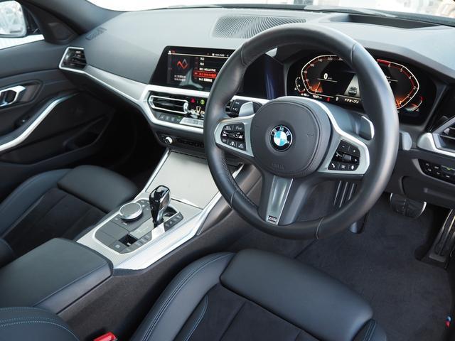 320i Mスポーツ 認定中古車 ワンオーナー コンフォートPKG パーキングアシストプラス ヘッドアップディスプレイ 前後ドライブレコーダー ジャスチャーコントロール(12枚目)