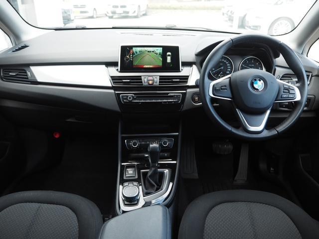 218dアクティブツアラー ワンオーナー 認定中古車 パーキングサポート ETC(11枚目)