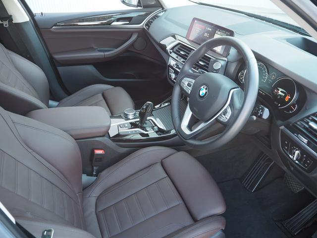 xDrive 20d Xライン 認定中古車 ハイラインPKG セレクトPKG モカレザー 電動SR HUD 純正ドラレコ アンビエントライト 社外リアモニター(18枚目)