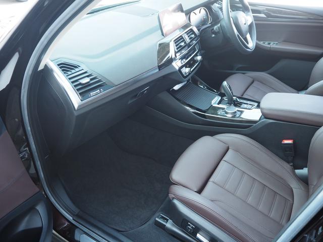 xDrive 20d Xライン 認定中古車 ハイラインPKG セレクトPKG モカレザー 電動SR HUD 純正ドラレコ アンビエントライト 社外リアモニター(28枚目)