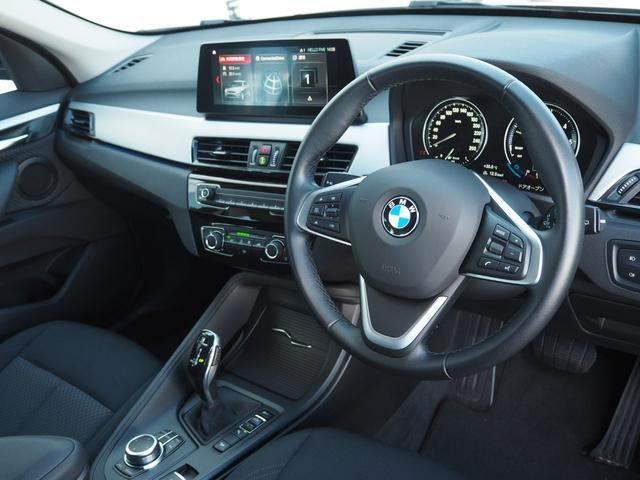 xDrive 18d 認定中古車 アクティブクルーズコントロール コンフォートアクセス フロント電動シート オートマティックトランクリッドオペレーション リヤ・ビュー・カメラ (予想進路 表示機能付)LEDヘッドライト(11枚目)