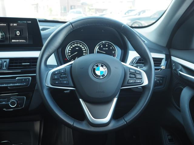 xDrive 18d 認定中古車 アクティブクルーズコントロール コンフォートアクセス フロント電動シート オートマティックトランクリッドオペレーション リヤ・ビュー・カメラ (予想進路 表示機能付)LEDヘッドライト(12枚目)