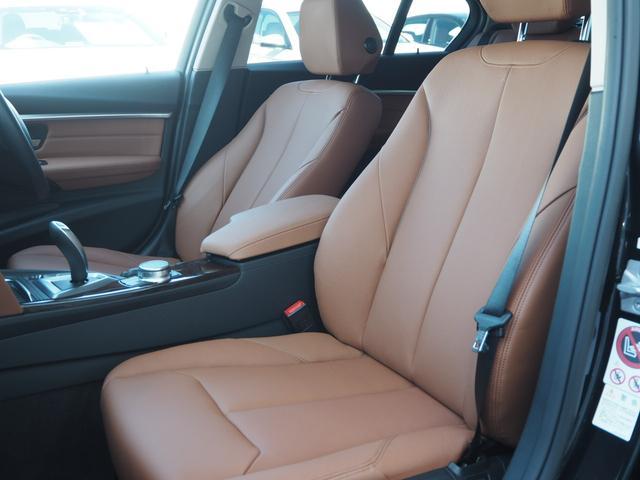 330eラグジュアリーアイパフォーマンス ワンオーナー 認定中古車 サドルブラウンレザー レーンチェンジワーニング ストレージパッケージ アクティブクルーズコントロール リアビューカメラ コンフォートアクセス シートヒーティング(14枚目)