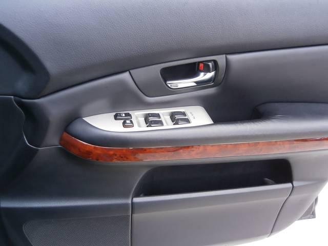 トヨタ ハリアー 240G22インチHDDナヴィ社外スピーカー