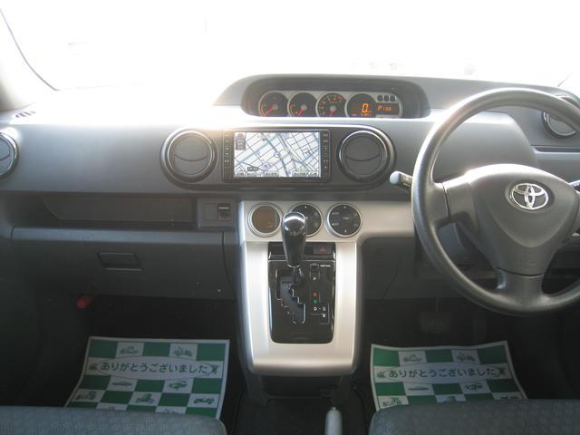 トヨタ カローラルミオン 1.5G 純正HDDナビ プッシュスタート 1オーナー車