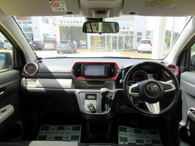 トヨタ パッソ モーダ Gパッケージ スマアシII 純SDナビ LEDヘッド
