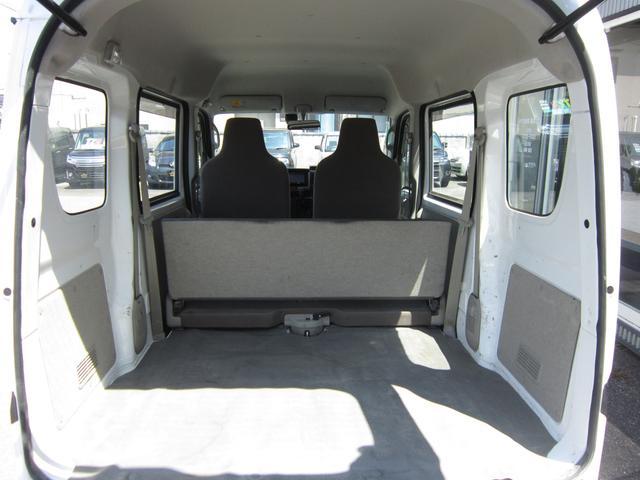 DX ハイルーフ 4WD 両側スライドドア(12枚目)