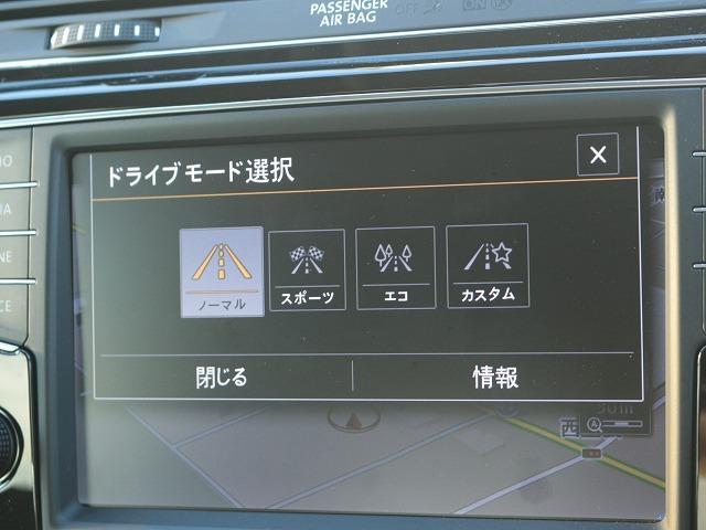 TSI Highline Demo Car(15枚目)