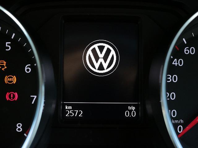 フォルクスワーゲン VW ポロ Navi ACC デモカー 衝突軽減 純正ナビ