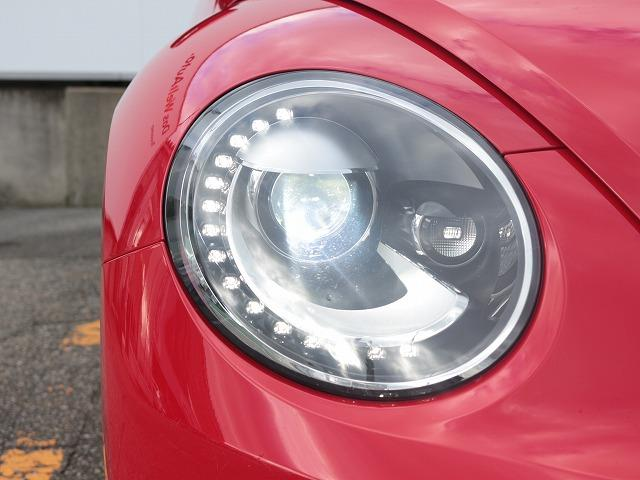フォルクスワーゲン VW ザ・ビートル Design Leather Package SD Navi