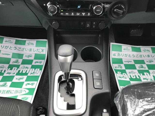 6速&シーケンシャルシフトマチック搭載!