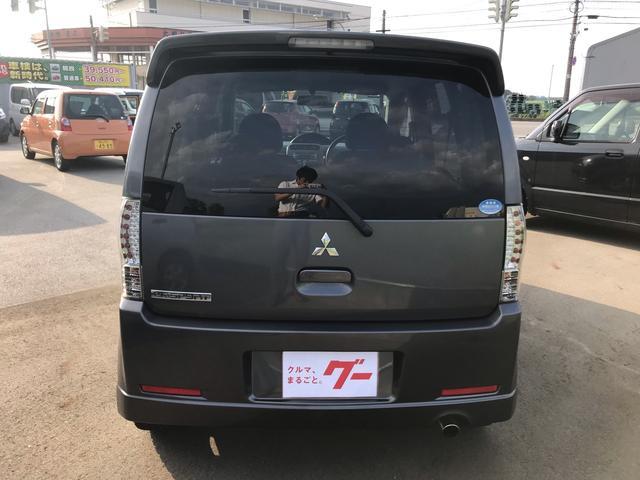 R 4WDターボ ガラスコーティング・オゾン除菌消臭済み(9枚目)
