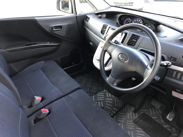 X VS III ガラスコーティング オゾン除菌消臭対策済 スマートキー 社外オーディオプレーヤー Wエアバッグ ABS ベンチシート フォグランプ(11枚目)