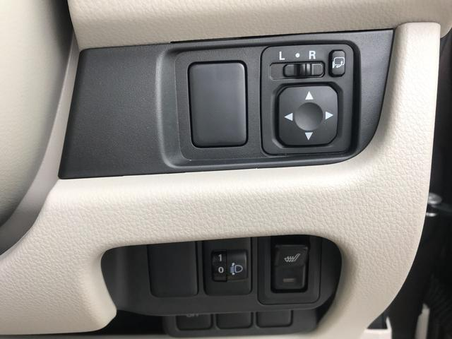 E e-アシスト キーレス 届出済未使用車 電動格納ミラー(19枚目)