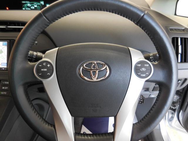 トヨタ プリウス G HDDナビ スマートキー ETC クルーズコントロール