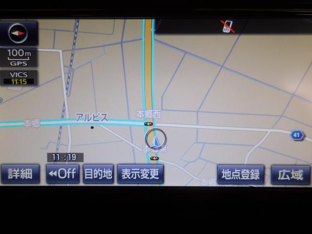 G-T 試乗車 メモリーナビ バックモニター LED(12枚目)