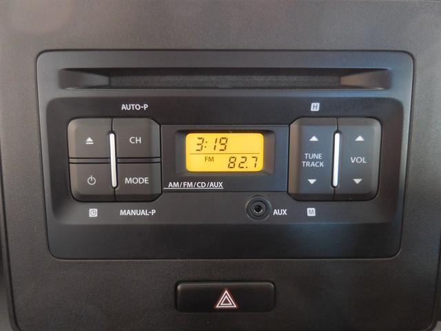 ハイブリッドFX スマートキー ベンチシート CD再生機能(11枚目)