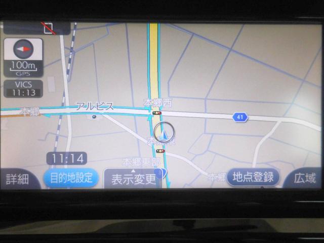 S バックモニター メモリーナビ ETC 寒冷地仕様(11枚目)