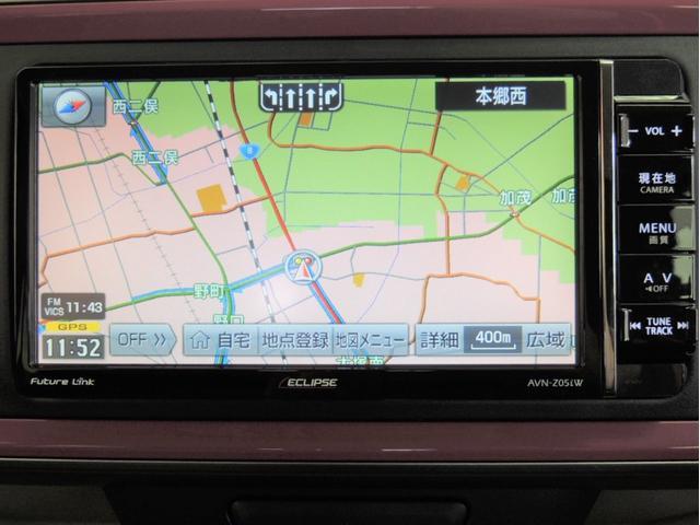 モーダ S サポカーS メモリーナビ サイドエアバック(11枚目)