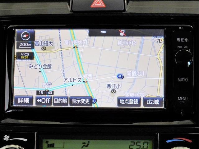 ハイブリッドG サポカー LED バックカメラ メモリーナビ ETC スマートキー 純正アルミドライブレコーダー(10枚目)