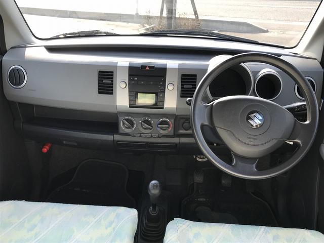FX 5速マニュアル車 キーレス ABS Wエアバッグ CD(7枚目)