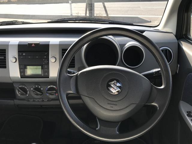 FX 5速マニュアル車 キーレス ABS Wエアバッグ CD(8枚目)