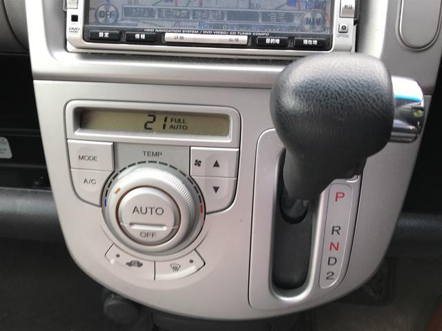 F HDDナビ 軽自動車 4AT エアコン 4人乗り 記録簿(12枚目)