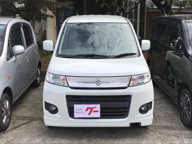 「スズキ」「ワゴンRスティングレー」「コンパクトカー」「富山県」の中古車2