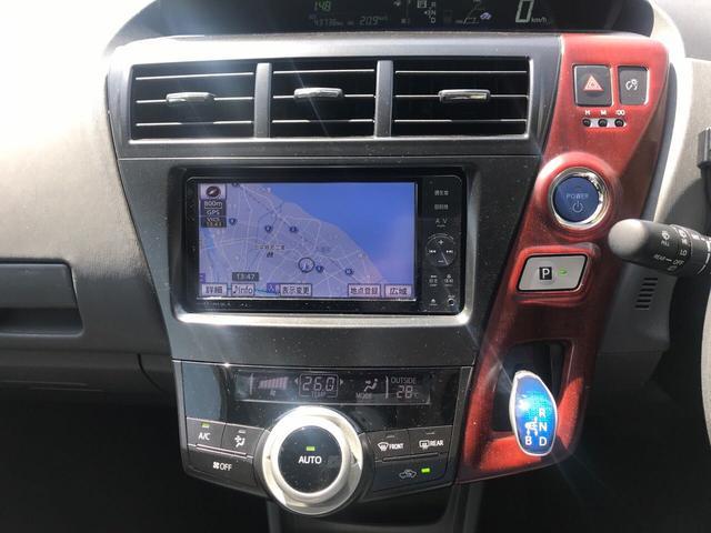 「トヨタ」「プリウスα」「ミニバン・ワンボックス」「富山県」の中古車10