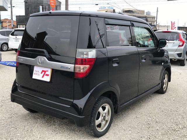 スポーツW ナビ 軽自動車 ETC 4WD ブラック AT(3枚目)