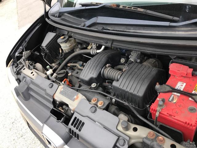 スポーツW ナビ 軽自動車 ETC 4WD ブラック AT(17枚目)