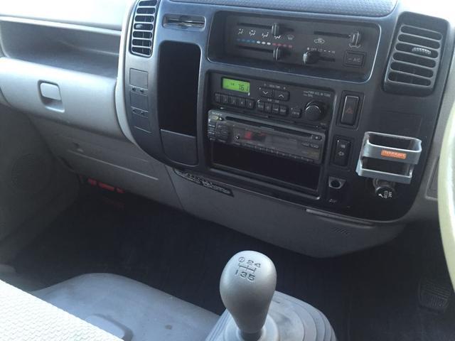 トヨタ ダイナトラック 2tパネルバン サイドドア