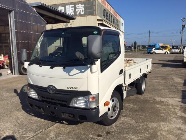 トヨタ ダイナトラック 2t低床