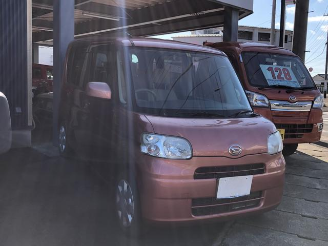 「ダイハツ」「タント」「コンパクトカー」「福井県」の中古車3