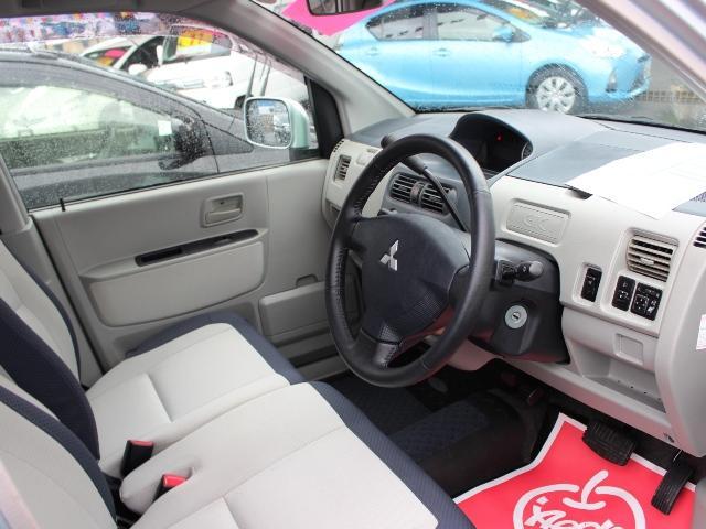三菱 eKアクティブ VT 4WD Sヒーター AW14 CD Pガラス