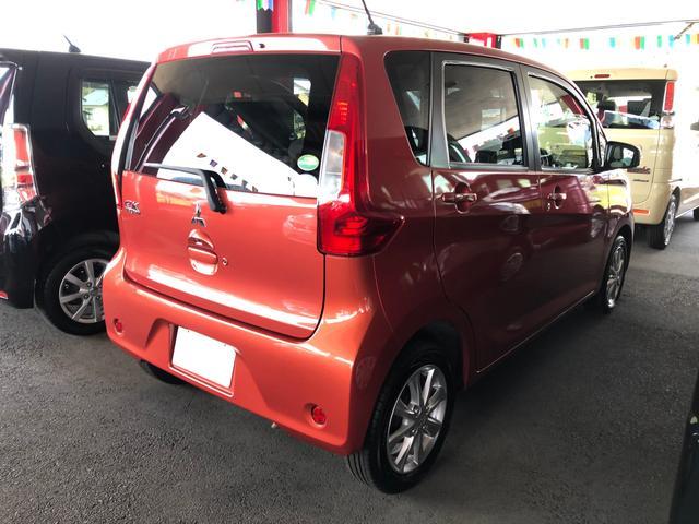 「三菱」「eKワゴン」「コンパクトカー」「福井県」の中古車5
